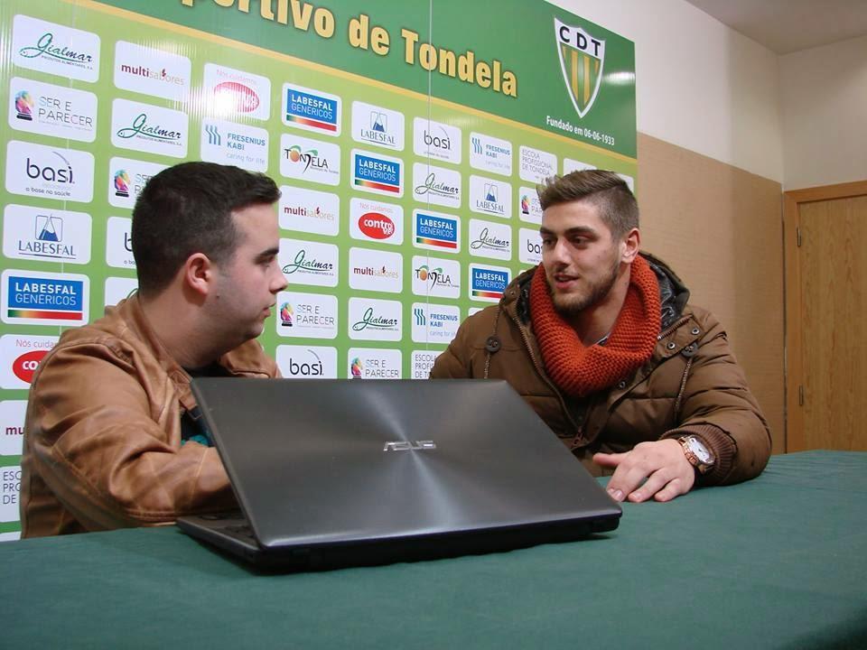 #1 À conversa com… Claudio Ramos (Tondela)