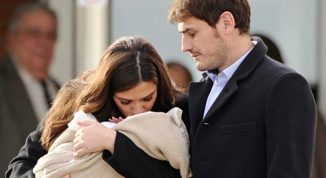 San Iker vai ser pai novamente!