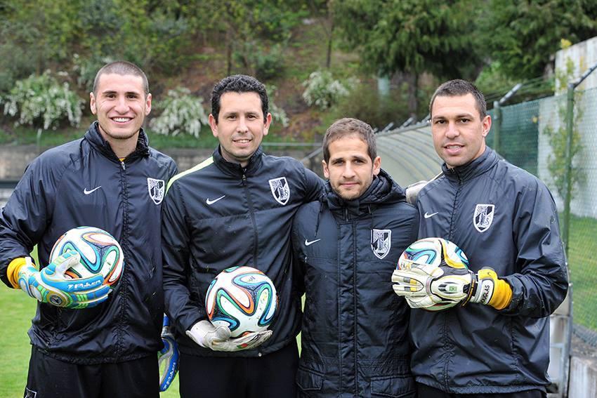 Luis Esteves sai do Vitória SC