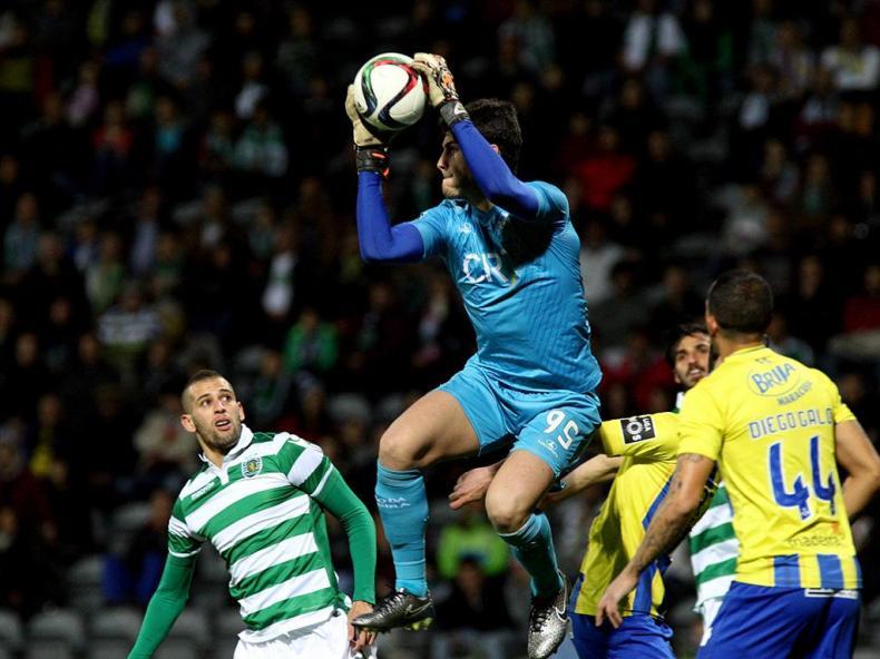 André Moreira, a última barreira!