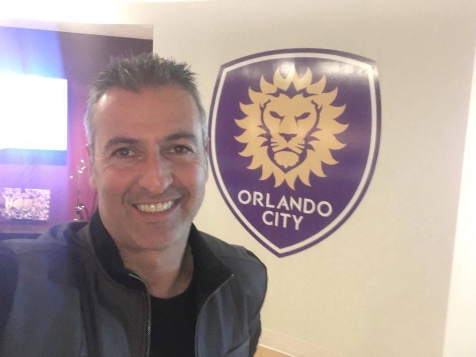 Paulo Grilo no Orlando City!