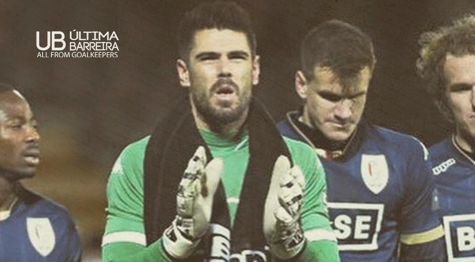 Valdés de volta aos campos!