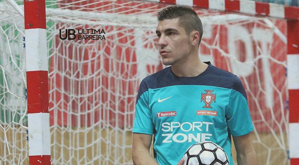 Anunciada a baliza para o Euro Futsal