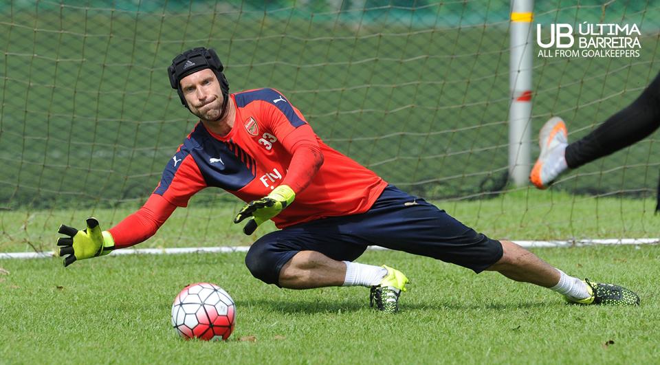 Petr Cech já tem data de regresso!