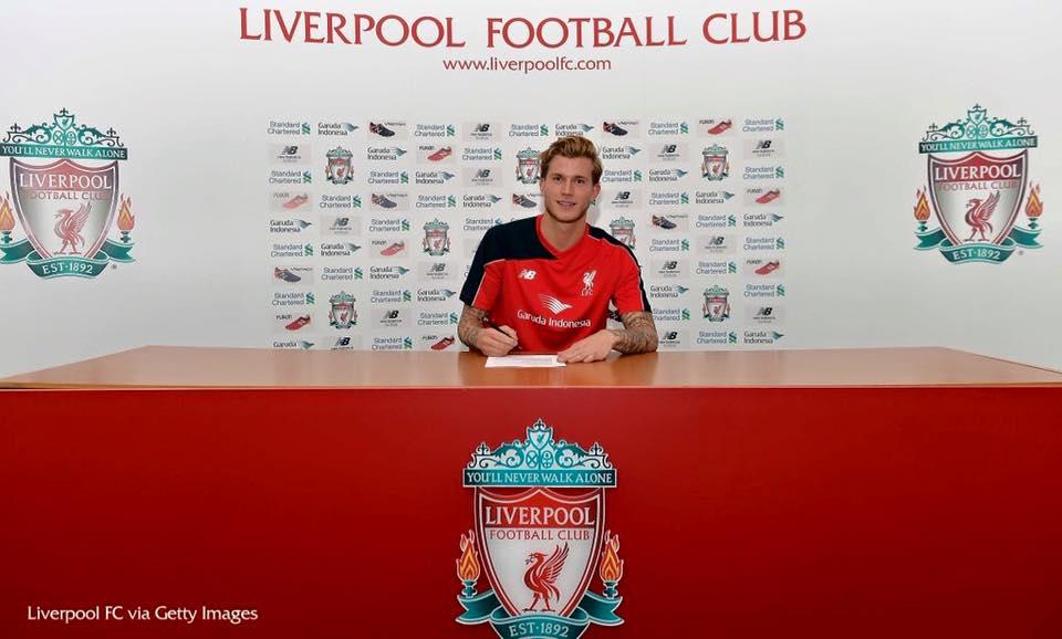 OFICIAL: Karius no Liverpool
