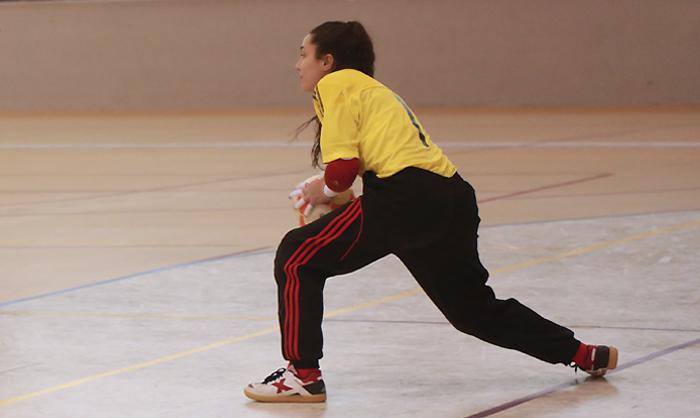 Ana Catarina é eleita a 2.ª melhor guarda-redes do mundo