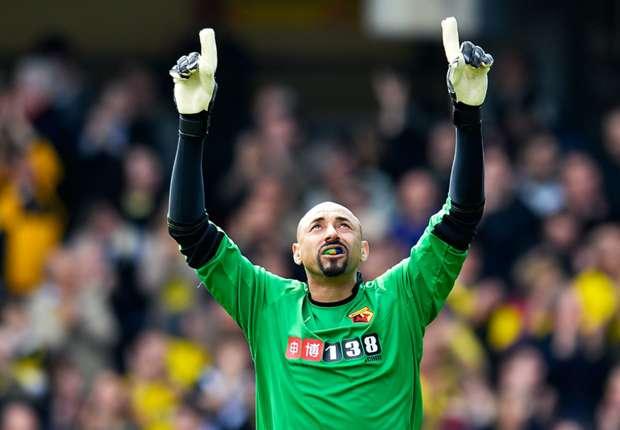 E foi eleito o melhor guarda-redes da Premier League