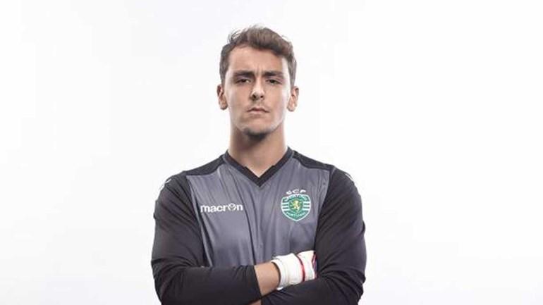 Stojkovic na equipa principal do Sporting CP!