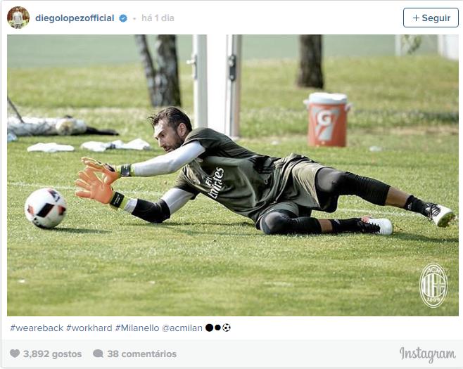 Diego López na mira do Chelsea