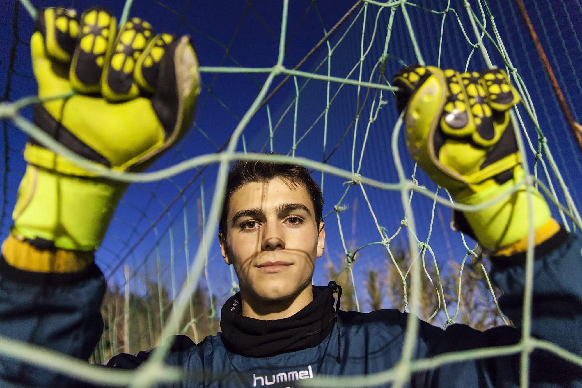 Novo guarda-redes para os Juvenis do SL Benfica