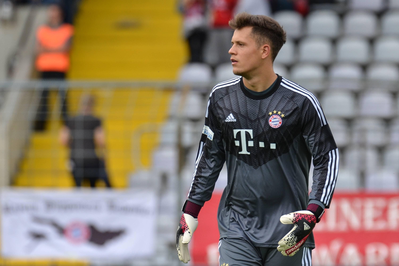 Promessa do Bayern perto do Championship