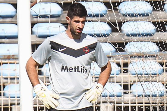 Rafael Veloso fica em Belém