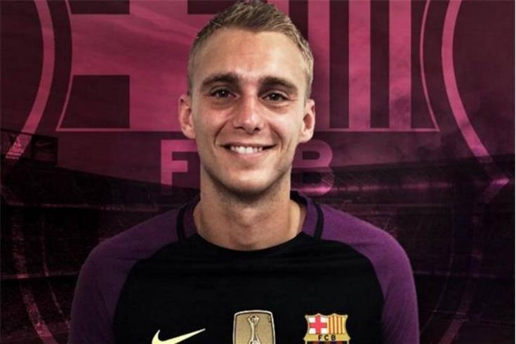Cillessen confirmado no Barcelona