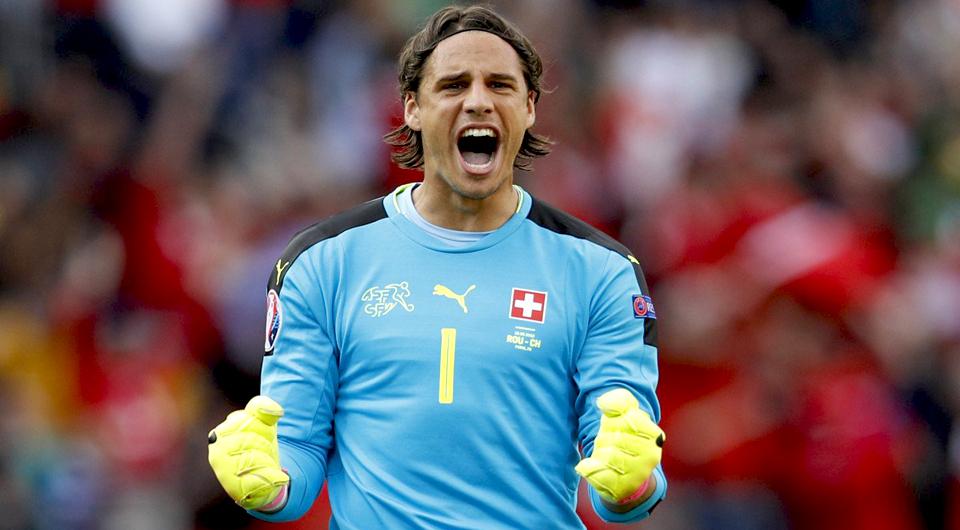 Sommer foi o melhor jogador suíço em 2015/2016