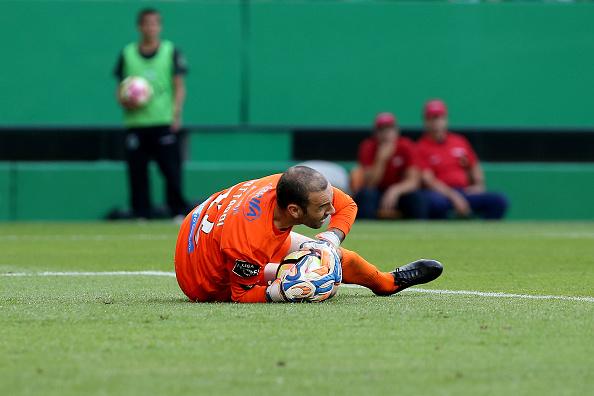 Gottardi evita goleada contra o Vitória SC (Video)