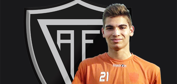 Jovem de 18 anos estreia-se na Segunda Liga
