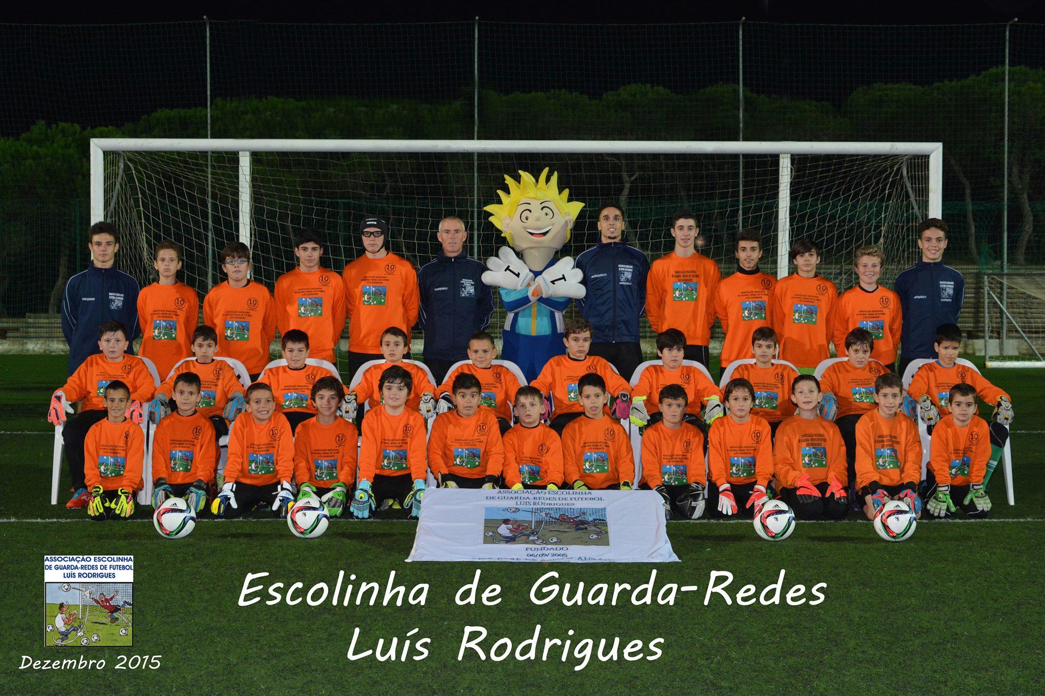 A Escolinha Luís Rodrigues faz hoje 11 anos de existência