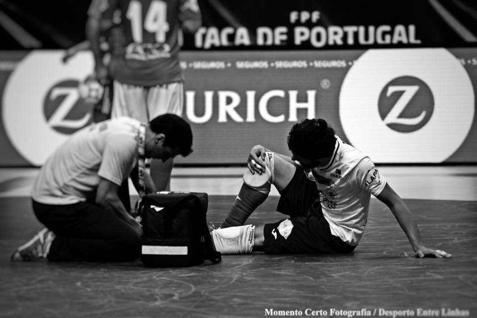 (Futsal) Cláudio Martins anuncia saída