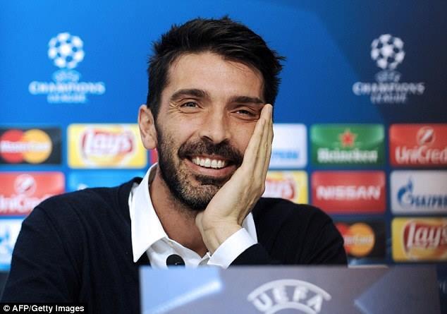 O papel de Buffon na organização da Juventus