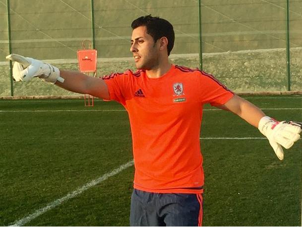"""O novo treinador de GR de Valdés (""""Boro"""") vem de Espanha!"""