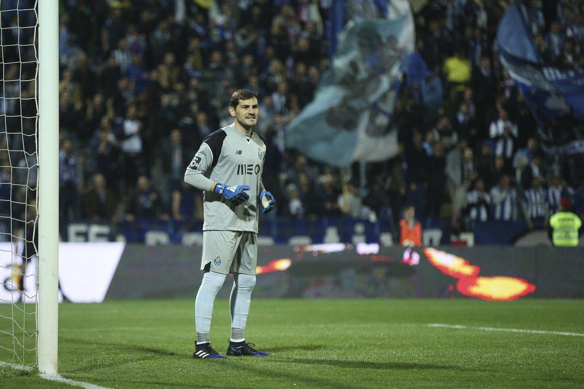 O melhor Iker Casillas de sempre… pelo menos neste registo.