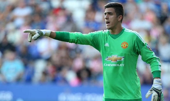 Joel Pereira faz a sua estreia pelo Manchester United na Premier League!