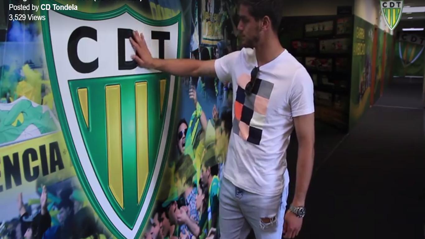 O futuro de Claúdio Ramos é divulgado… de forma original (video)
