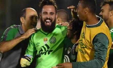 Jandrei é herói na Chapecoense e relembra Danilo! (video)