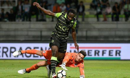 A exibição inacreditável de Miguel Silva contra o Sporting na pré-época (video)