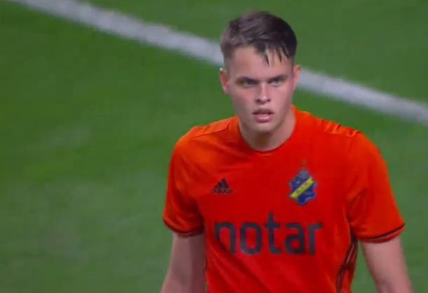 O golo insólito do Braga contra o AIK… (video)