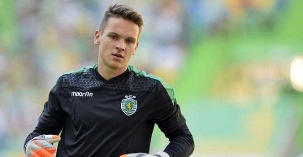 """Azbe Jug rescinde com o Sporting CP. É agora jogador """"livre"""""""