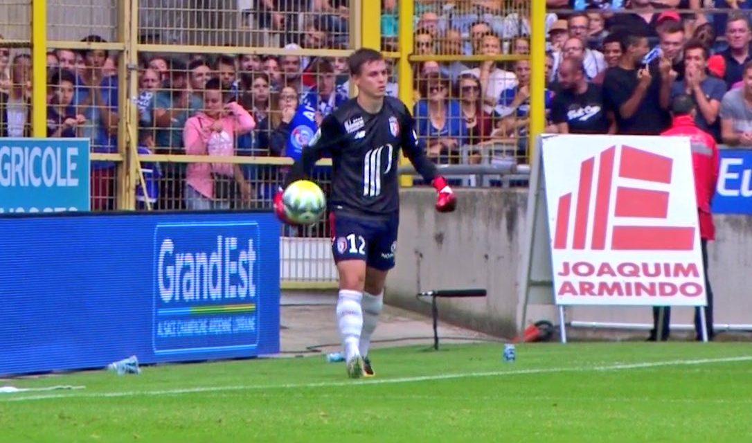 O Lille utilizou 3 guardiões diferentes num jogo. Mas dois eram jogadores da frente!
