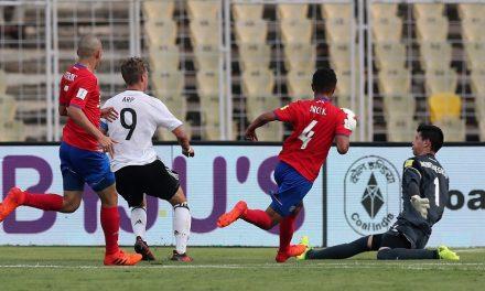 Ricardo Montenegro foi contratado pelo Sporting aos 17 anos. E é assim que defende (video)
