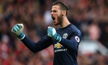 De Gea, e o seu Manchester United, sabem sofrer golos? Pelo menos na liga…