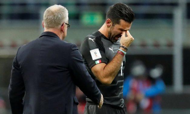 Capitão, Gigi Buffon… hoje deixa-me ser eu a falar. Só hoje.