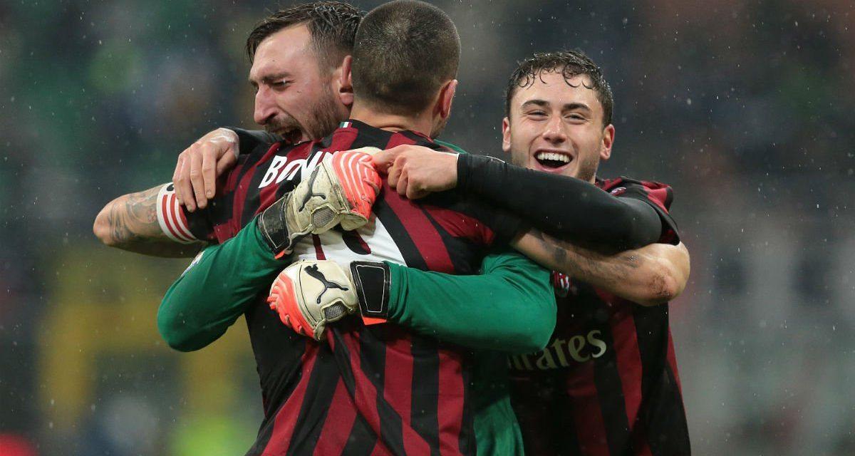 """O """"outro"""" Donnarumma foi herói no derby de Milão! (video)"""