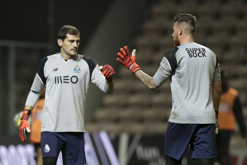 Iker Casillas de volta à titularidade do FC Porto. Em nome da coerência ou não?
