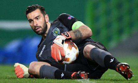 O incrível registo defensivo em Alvalade, do Sporting CP, para as provas internas! Mil minutos sem sofrer…