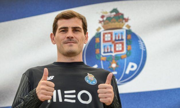 """""""San"""" Iker, agora campeão nacional, renova pelos """"dragões""""!"""