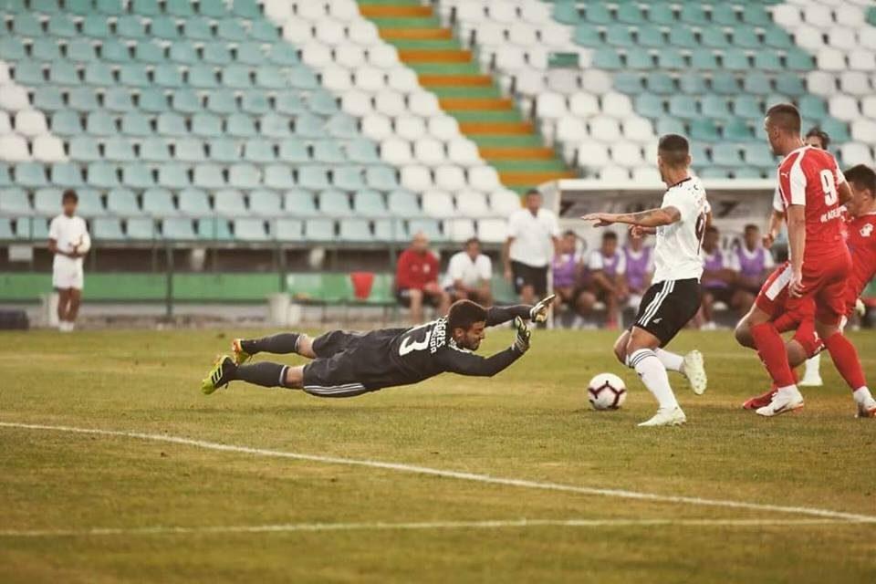 A estreia de André Ferreira na equipa A do SL Benfica com destaque no 1×1! (video)