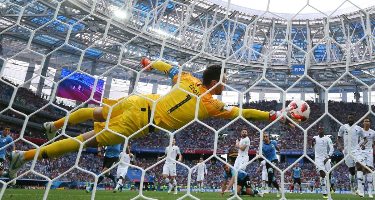 A anatomia de uma defesa perfeita… Lloris a caminho das meias-finais do Mundial'18 (video)