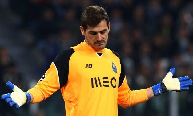 Como lidar com o erro: Iker Casillas explica… com exemplos dele mesmo. Uma lição (video)