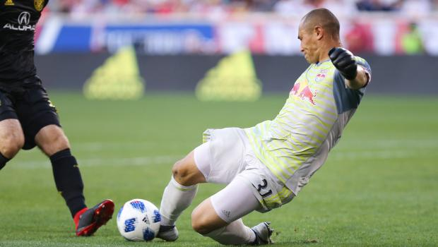 O incrível controlo de profundidade de Luis Robles na MLS (video)