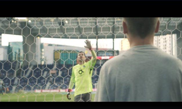 """O sonho realizado por """"San"""" Iker Casillas ao jovem Jorge. Humildade de um ídolo (video)"""