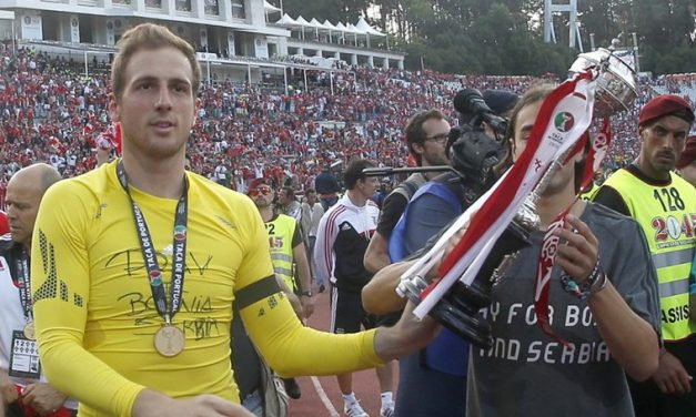 2# A Última (Grande) Defesa de sempre… de Jan Oblak, no SL Benfica (VIDEO)