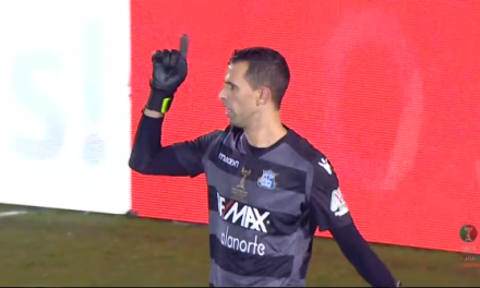 Na Taça, é de noites destas que um guardião nunca se esquece: Tiago Guedes vs Benfica (VIDEO)