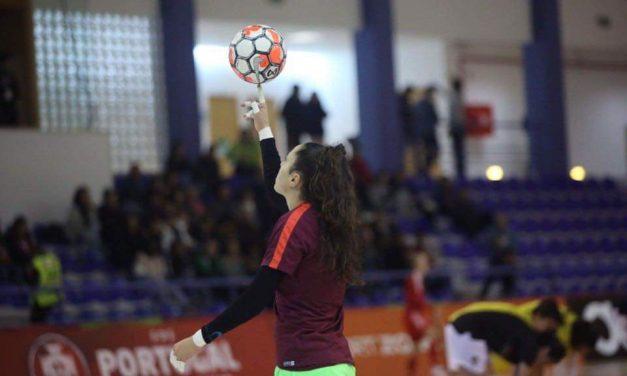 Finalmente, o prémio merecido: Ana Catarina Pereira é a melhor guardiã do mundo em futsal!