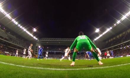 O homem do jogo, que não foi eleito por não defender carambolas – Helton Leite vs Porto (VIDEO)