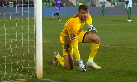Incrível exibição de Leo Jardim a evitar derrota contra o Vitória FC! (VIDEO)