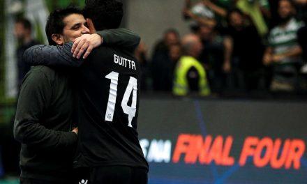 Futsal: Quem tem Guitta… tem quase tudo. E o Sporting é, assim, campeão europeu!